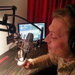 Peter de Gee voice-over inspreken bij SKY Radio Naarden